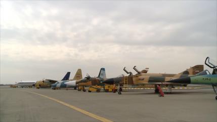 La Fuerza Aérea del Ejército de Irán renueva su flota aérea