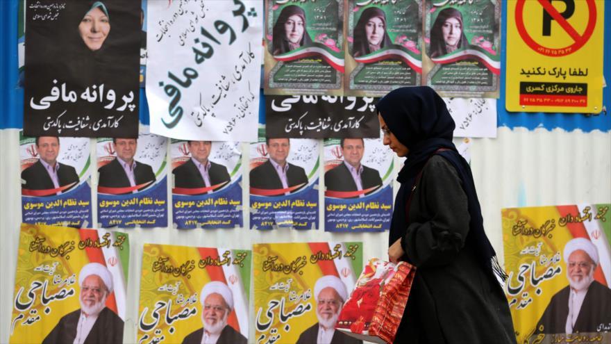 EEUU sanciona a 5 altos cargos iraníes en vísperas de elecciones | HISPANTV