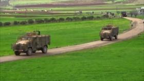 Aumenta la escalada turca en el noroeste de Siria