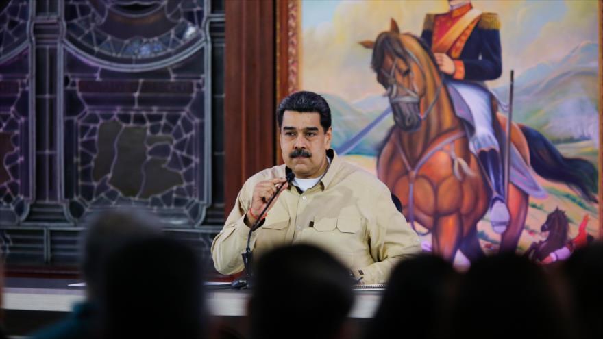 Informe: EEUU de Trump renueva campaña golpista contra Venezuela | HISPANTV
