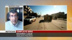 """""""Turquía, apoyada por OTAN, viola derecho internacional en Siria"""""""