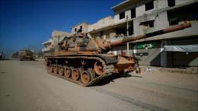 Choque entre tropas turcas y sirias deja decenas de muertos