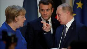Putin insiste en medidas eficaces contra el terrorismo en Siria