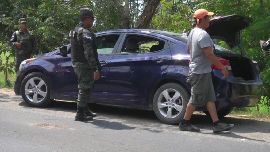 Unión o mutación del Estado hondureño con el crimen organizado
