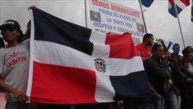 Dominicanos reclaman transparencia a la Junta Central Electoral
