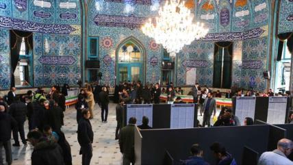 Irán asegura que las elecciones se realizarán en plena seguridad