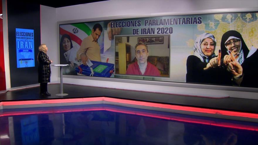 Lobato: Iraníes respaldan a su país frente a EEUU en comicios | HISPANTV