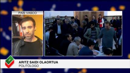 Olaortua: Hay cohesión entre iraníes pese a diferentes ideologías