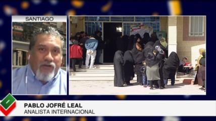 Jóvenes iraníes al participar en elecciones garantizan su futuro
