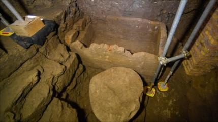 Arqueólogos hallan la supuesta tumba de Rómulo, fundador de Roma