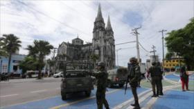 Huelga policial en un estado brasileño deja 51 muertos en dos días