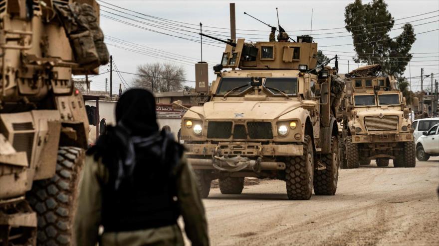 Ejército sirio no deja a EEUU entrar una zona clave en Al-Hasaka | HISPANTV