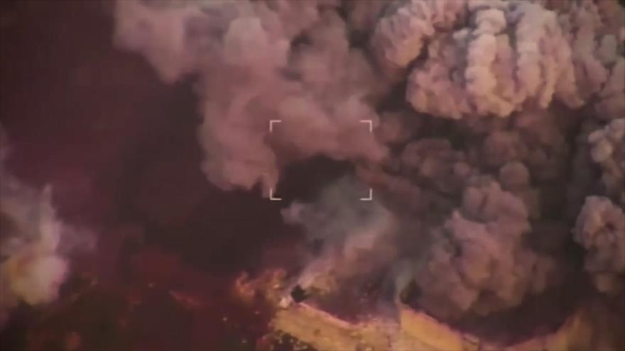 Vídeo: Rusia bombardea a terroristas apoyados por Turquía en Idlib   HISPANTV