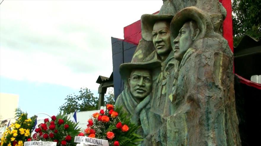 Nicaragua recuerda a Augusto C. Sandino a 86 años de su asesinato