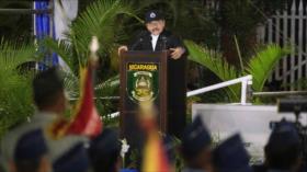 Ortega insta a EEUU a dejar medidas expansionistas contra pueblos