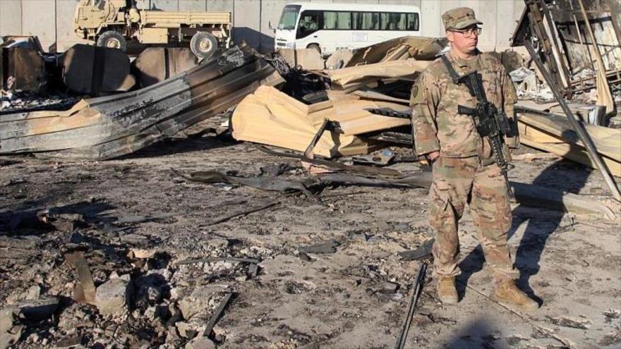 EEUU: Cifra de heridos por ataque iraní a Ain Al-Asad puede aumentar