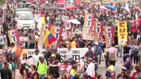 Elecciones en Irán. Paro en Colombia. Evo Morales - Boletín: 06:30 - 22/02/2020