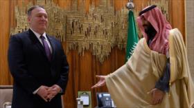 Misión de Pompeo en Riad: ¡amenaza de Irán o venta de armas!