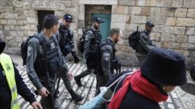Fuerzas israelíes matan a tiros a un palestino en Al-Quds