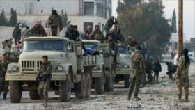 'Victoria en Alepo fortalecerá al Ejército sirio contra terroristas'