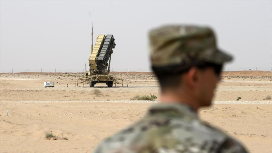EEUU blinda Ain Al-Asad con Patriots por miedo a nuevo ataque iraní