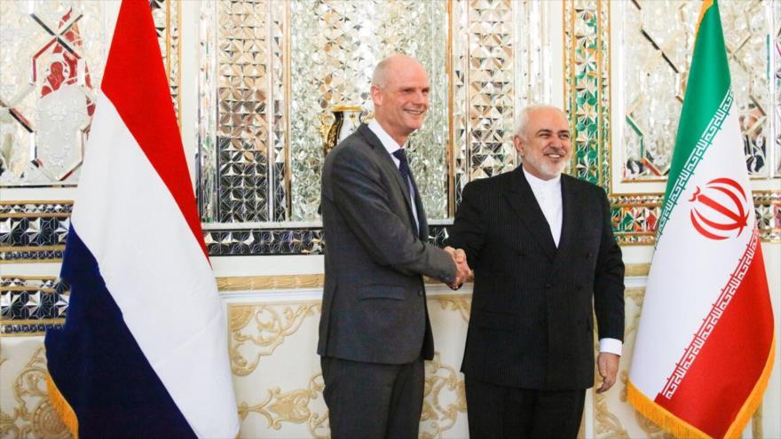 Irán y los Países Bajos optan por fortalecer los lazos bilaterales