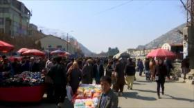 Afganos celebran la decisión de tregua parcial de una semana