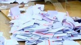 Continúa el proceso gradual de conteo de votos en Irán
