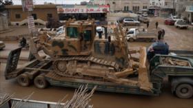 Turquía despliega otros 50 vehículos blindados en norte de Siria