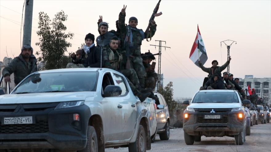 Siria: EEUU está enojado por fracaso de sus lacayos terroristas | HISPANTV