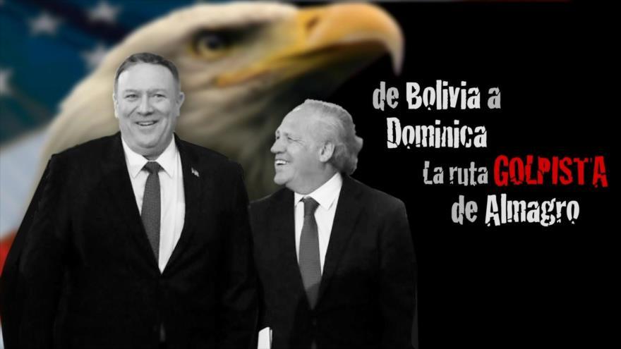 De Bolivia a Dominica