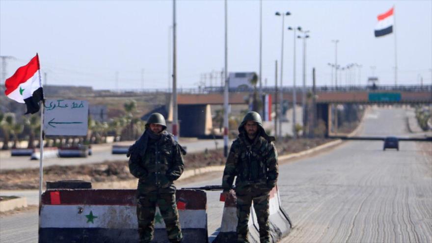 Vídeo: Siria reabre autopista Alepo-Damasco vez tras 8 años