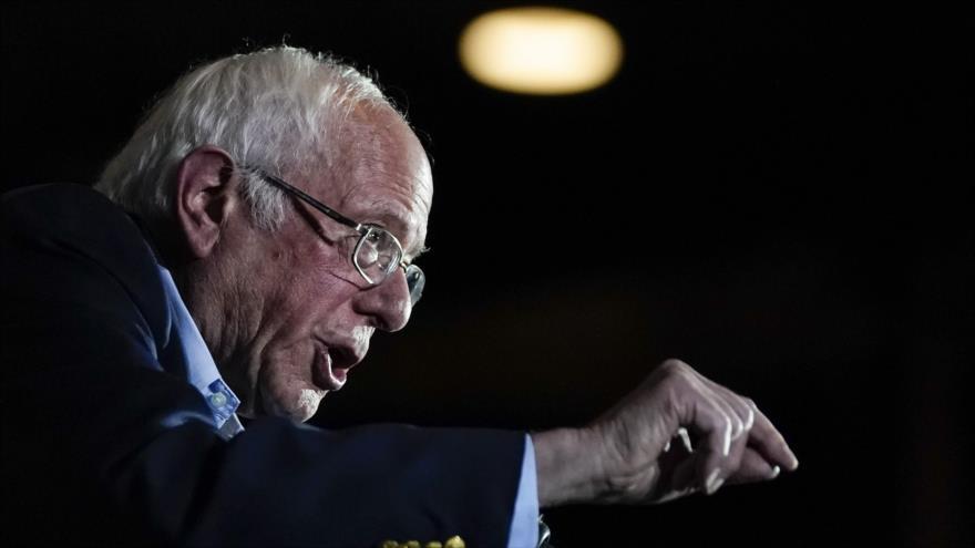Sanders: En EEUU los multimillonarios compran la presidencia | HISPANTV