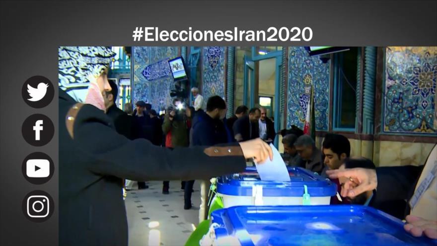 Etiquetaje: En medio de presiones de EEUU, Irán celebra las elecciones