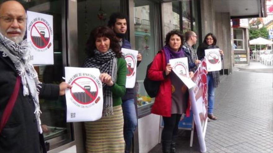 Podemos y el PSOE refuerzan la campaña de boicot a Israel
