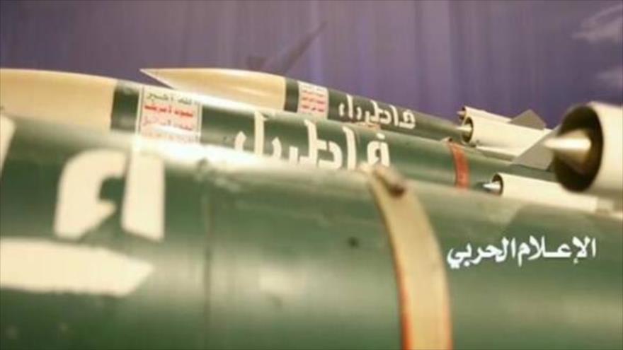 El sistema antiaéreo Fater 1 del Ejército yemení durante una exhibición militar.