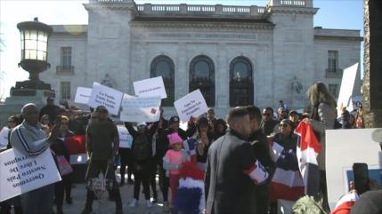 Inmigrantes dominicanos en EEUU piden renuncia de Junta Electoral