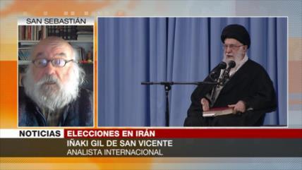 Gil: Irán derrotó un complot informativo de EEUU sobre elecciones