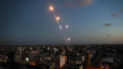 Vídeo: Responden con cohetes deliberado asesinato israelí en Gaza