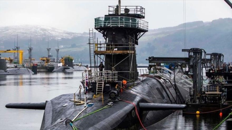 El Reino Unido planea comprar una nueva generación de ojivas nucleares.