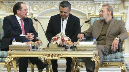 Irán: Europa solo habla y no actúa para salvar pacto nuclear