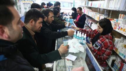 Sanciones obstruyen acceso de Irán a kits de prueba de coronavirus