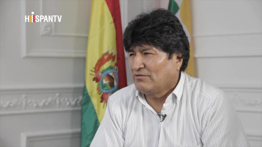 Morales denuncia que sufrió golpe por hacer otra Bolivia sin EEUU | HISPANTV