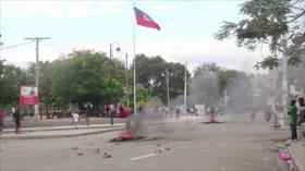 Siria repele ataque israelí. Bombardeo en Gaza. Tensión en Haití - Boletín: 02:30 - 24/02/2020