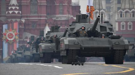 Putin: Marina y Ejército rusos se equipan con armas ultramodernas
