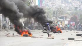 Dos muertos en enfrentamientos entre policías y Ejército en Haití
