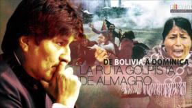 De Bolivia a Dominica: La ruta GOLPISTA de Almagro