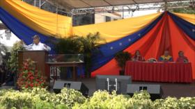 """Recuerdan en Venezuela un año de la """"batalla de los puentes"""""""
