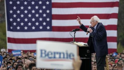 El precandidato judío Sanders boicotea al lobby sionista de EEUU