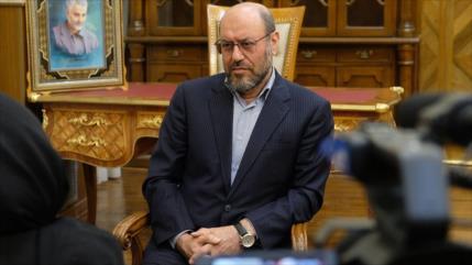 Irán no reduce presupuesto de defensa pese a sanciones de EEUU